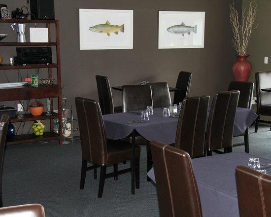 Parklands Restaurant: restaurant interior
