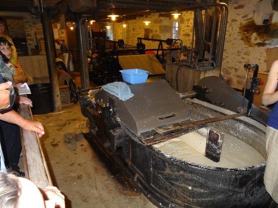 papiermuseum de Moulin du Got saint leonard de noblat
