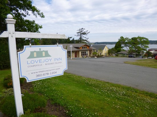 Lovejoy Inn on Whidbey Island: Lovejoy Inn