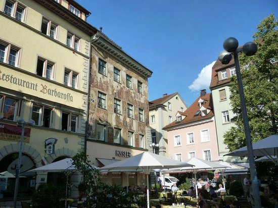 Old Town (Niederburg): The centre of the town