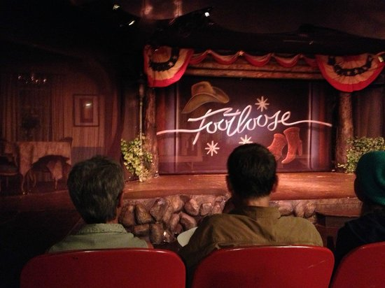 Jackson Hole Playhouse : Footloose!