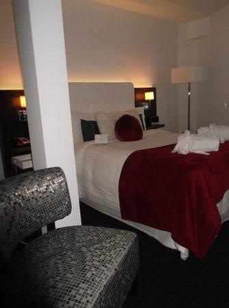 Hôtel des Coutellier : la nostra fantastica camera