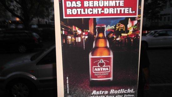 Novus: beer poster