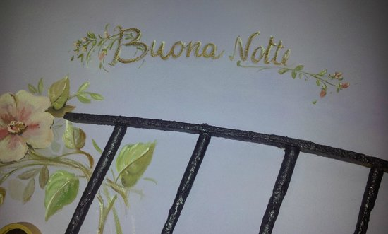B&B La Gallina : Buona notte