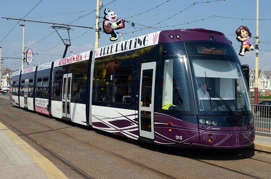 Novello B&B : Bombardier Flexity 2 tram 010