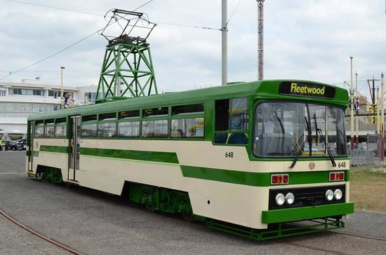 Novello Hotel: Centenary tram 648