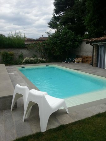 B&B La Gallina : The pool