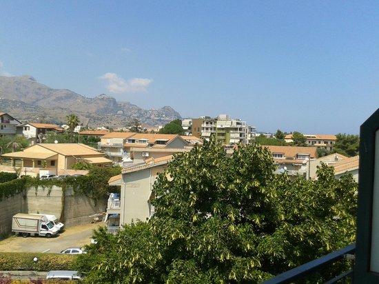 Villa Linda: Вид из окна