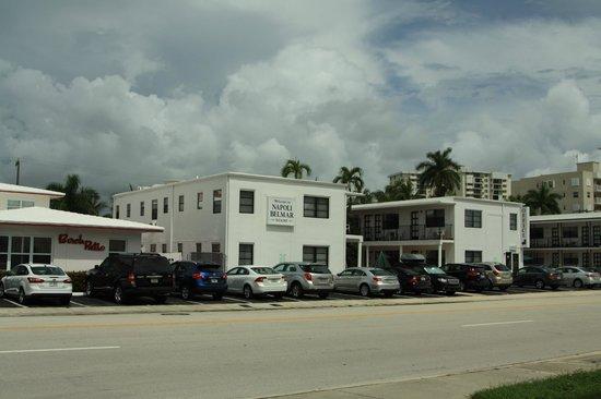 Summerland Suites: Complex bestaande uit meerdere motels