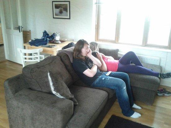 O'Neill Holiday Homes : Living room