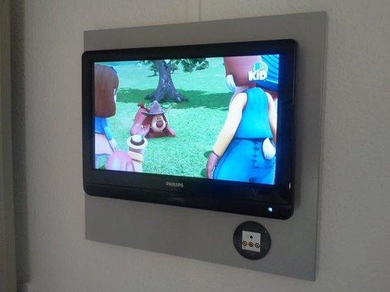 Ibis Budget Lyon Dardilly : TV