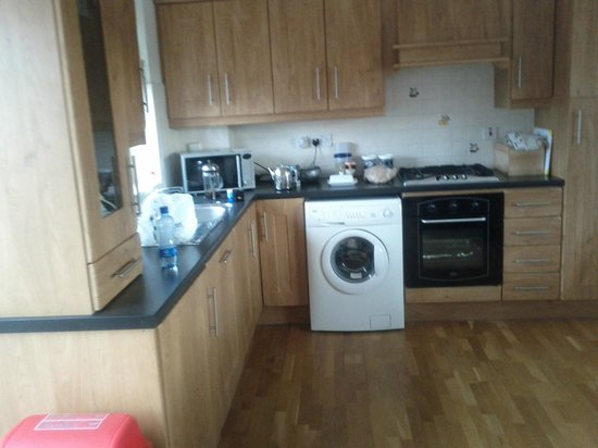 O'Neill Holiday Homes: Kitchen