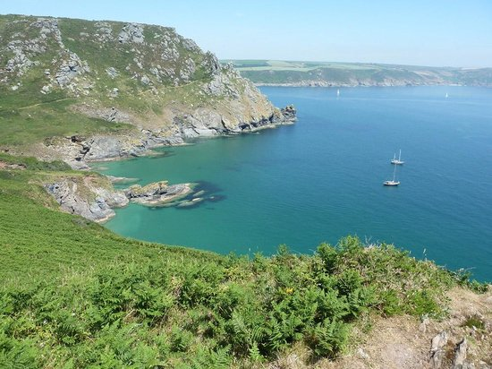 Bolberry Down: Bolberry to Salcombe coast path