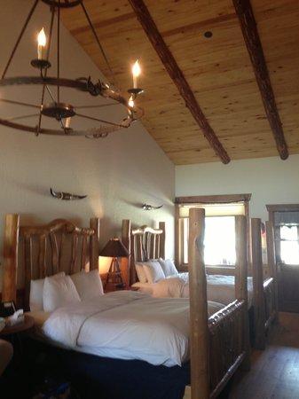 Sorrel River Ranch Resort and Spa: Blick in die Suite
