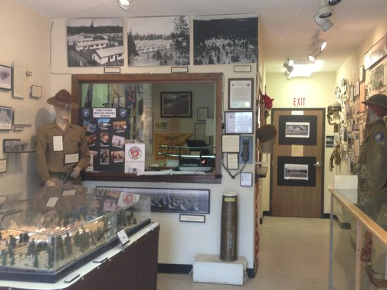 Fort Tuthill Military Museum: Ft. Tuthill Military Museum. The history of the 158 Infantry Bushmasters and huge military displ