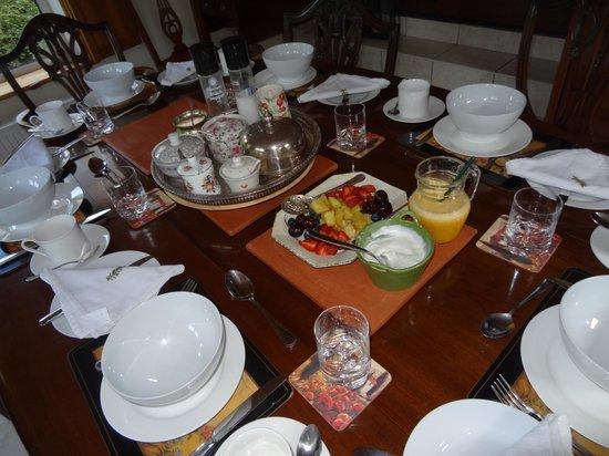 Lough Kip Lodge Guest House: Prima colazione!