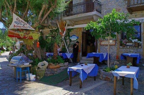 Taverna Giorgos - Giovanni