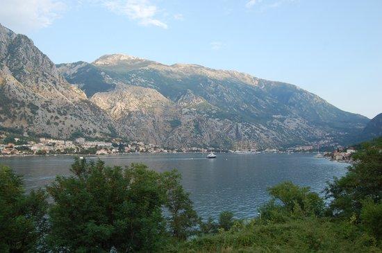 Hotel Galia: Balcony View
