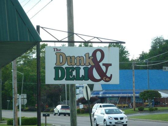 Dunk and Deli Co.: The Dunk & Deli 08-01-13