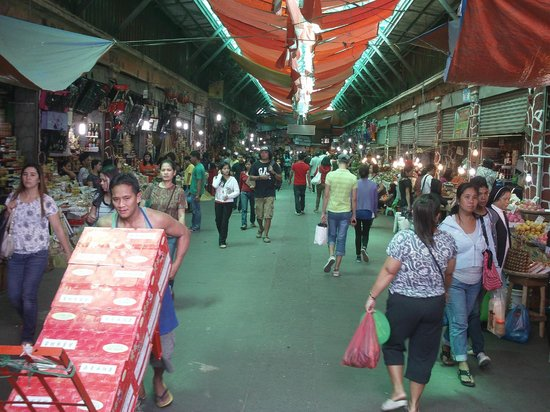 Baguio City Market: It's still the place for pasalubong shopping.