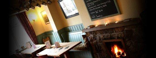 The Tiger Inn: The Bar