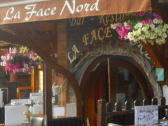 La Face Nord : Le resto de La Belle Plagne