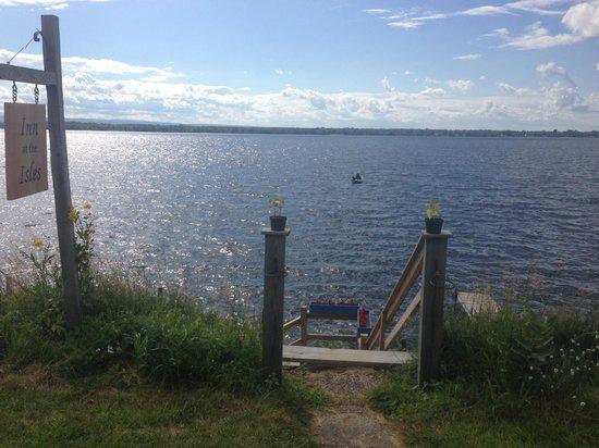 Inn at the Isles: Lake Champlain