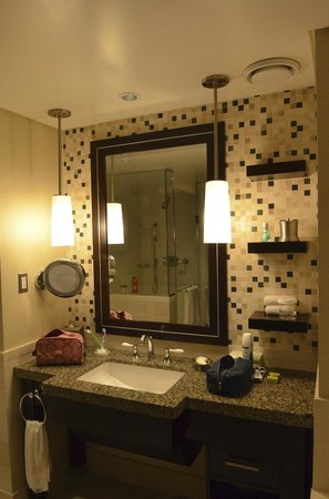 InterContinental Boston: bagno