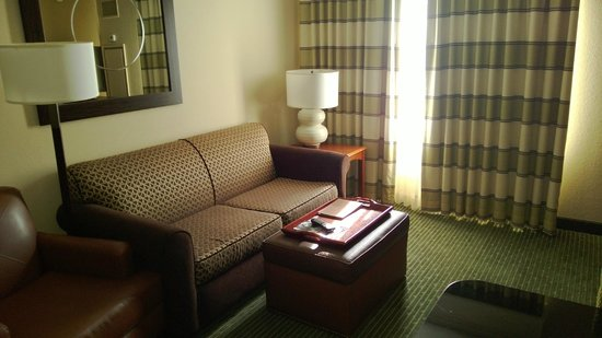 Homewood Suites by Hilton Minneapolis - Mall of America : Sitting area