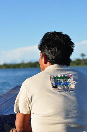 Muyuna Amazon Lodge: Alvino