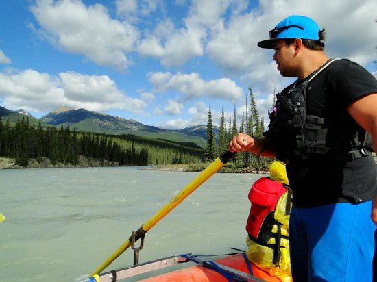 Jasper Raft Tours: Our Guide James