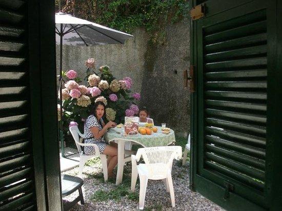 Il Veliero: Imagen del jardin