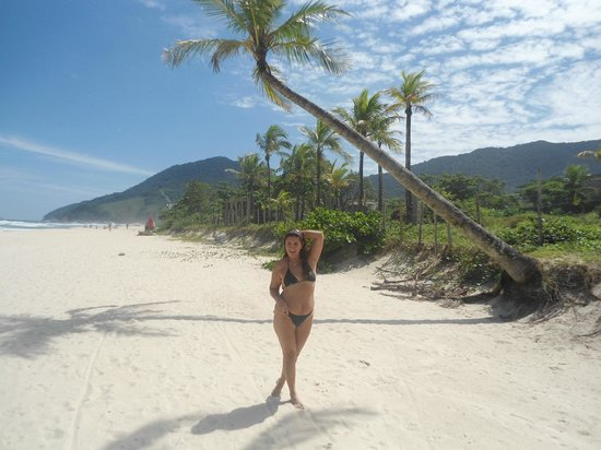 Praia de Maresias: Playa