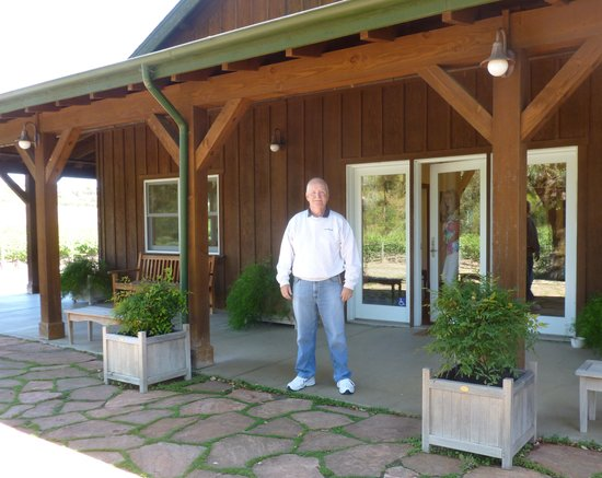 Hendry Ranch Wines: A raving fan