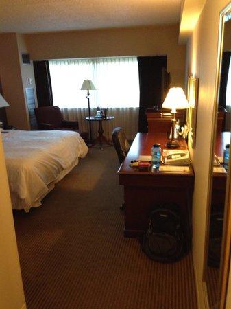 Sheraton Detroit Novi: Room 1