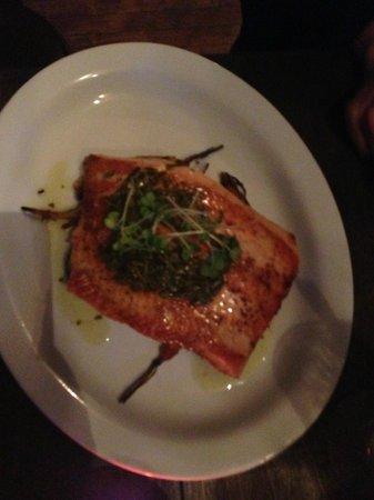 Chez Eric Cafe Bistro : Trout special