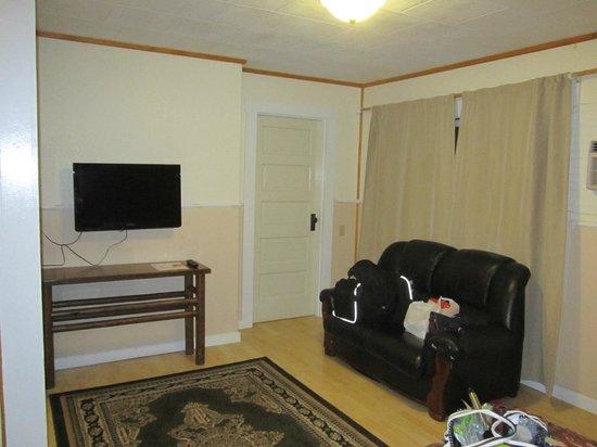 Mountain View Lodge : Living room