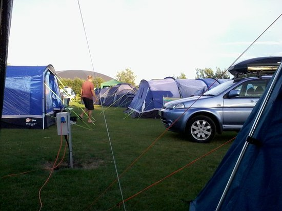 Springhill Farm Holiday Accommodation: nice site