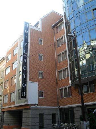 Actor Hotel: Exterior of Hotel Actor