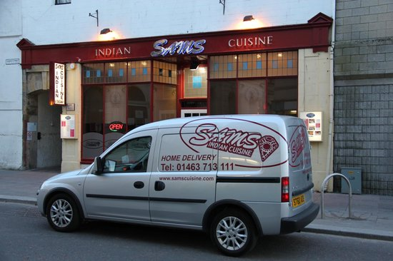 Sams Indian Cuisine