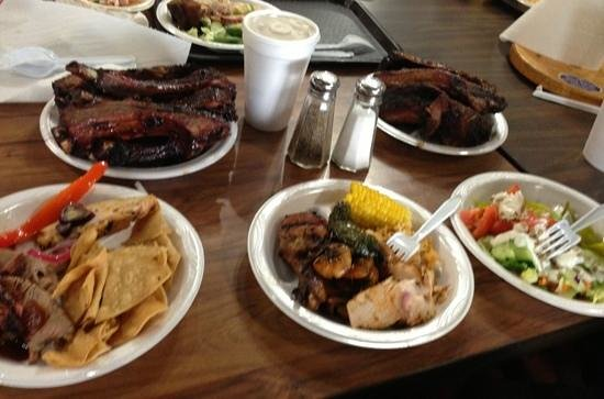 Marvelous Buffet All You Can Eat Larrys Bar B Q Hwy 290 Co Houston Download Free Architecture Designs Scobabritishbridgeorg