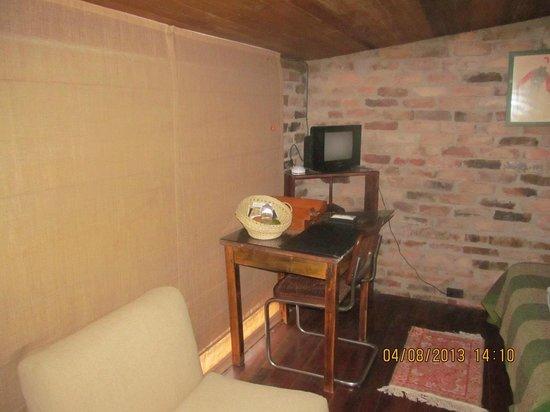 Casa Rustica Bogota: Altillo.