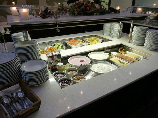 Fleischer's Hotel: Breakfast selection