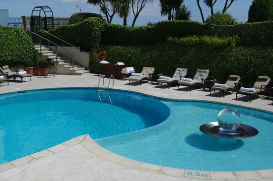 Ogh Pool Picture Of The Old Government House Hotel Spa St Peter Port Tripadvisor