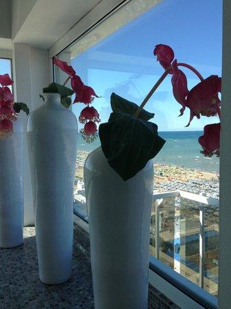 Hotel Adlon: Vista spa