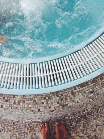 Hotel Adlon: Jacuzzi