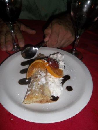 Chez Max: Delish Dessert!