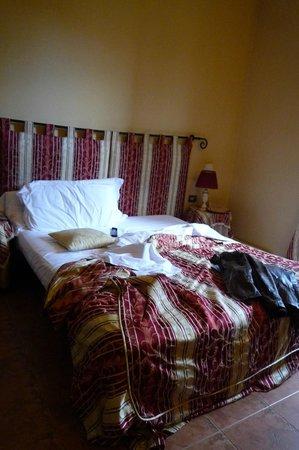 Hotel Alinari: camera
