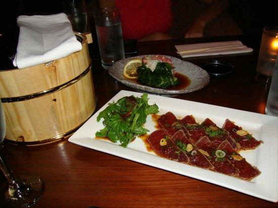 Blue Ribbon Sushi Bar & Grill - The Cosmopolitan of Las Vegas: Entradas