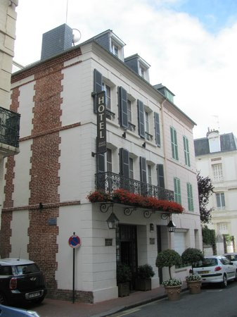 Hotel Saint James: Room 8